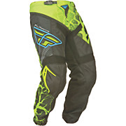 Fly Racing F-16 Youth Pants - LTD Hi-Vis-Blue 2015